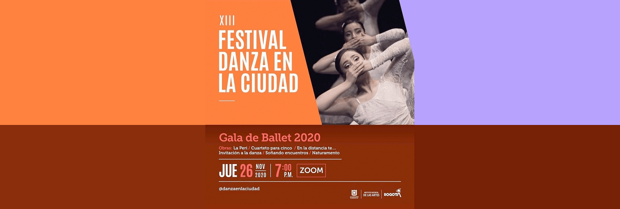 Festival de Danza en Bogotá